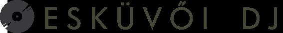 Esküvői dj - logo